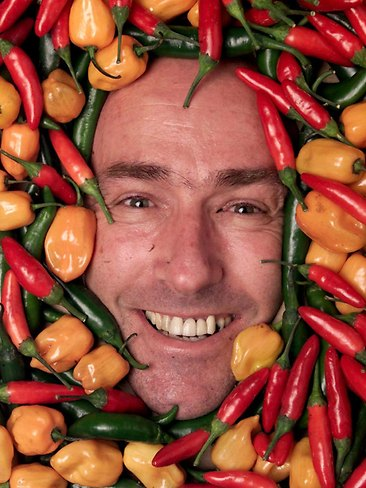 Image result for chili eating