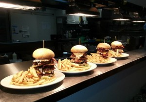 The Toowong Tower Burger Challenge