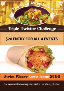 Triple Twister Take Away Series