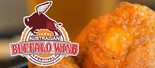Australian Buffalo Wing Festival Wing Eating Competition